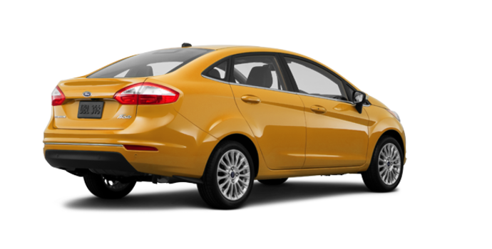 2016 Ford Fiesta TITANIUM SEDAN | Photo 5 | Electric Spice