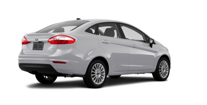 2016 Ford Fiesta TITANIUM SEDAN | Photo 5 | Ingot Silver
