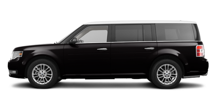 2016 Ford Flex SEL | Photo 4 | Shadow Black