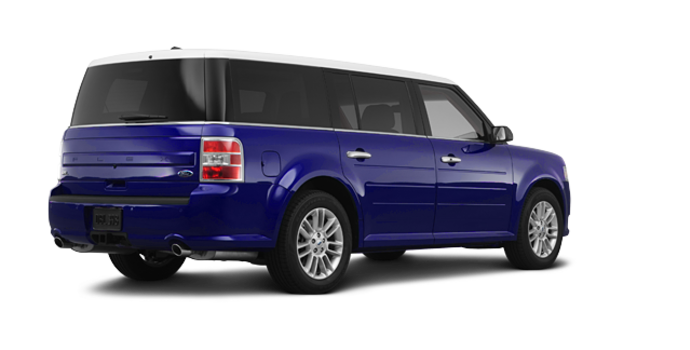 2016 Ford Flex SEL | Photo 5 | Kona Blue