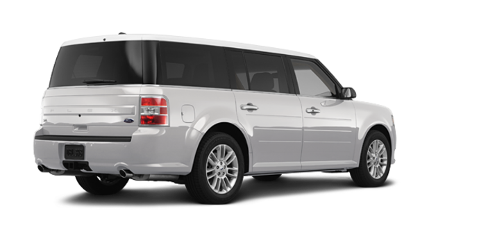 2016 Ford Flex SEL | Photo 5 | Oxford White