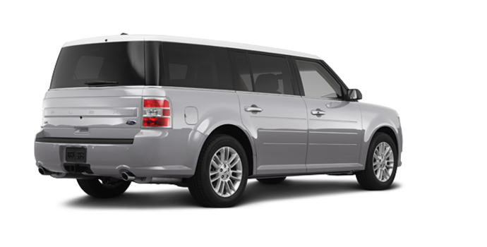 2016 Ford Flex SEL | Photo 5 | Ingot Silver