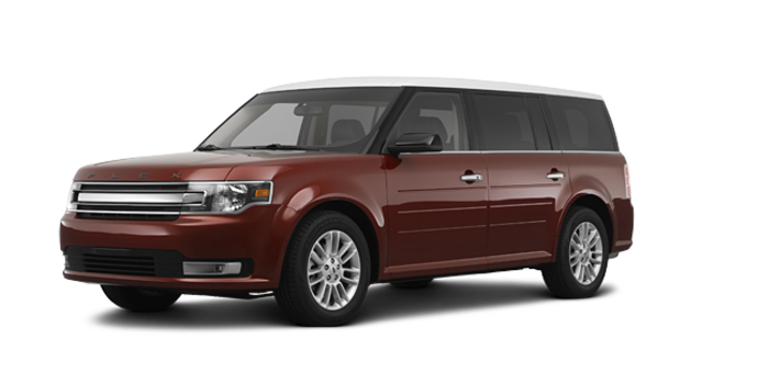 2016 Ford Flex SEL | Photo 6 | Bronze Fire