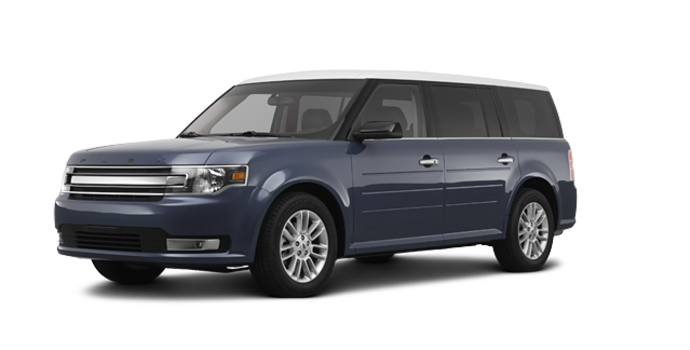 2016 Ford Flex SEL | Photo 6 | Too Good To be Blue
