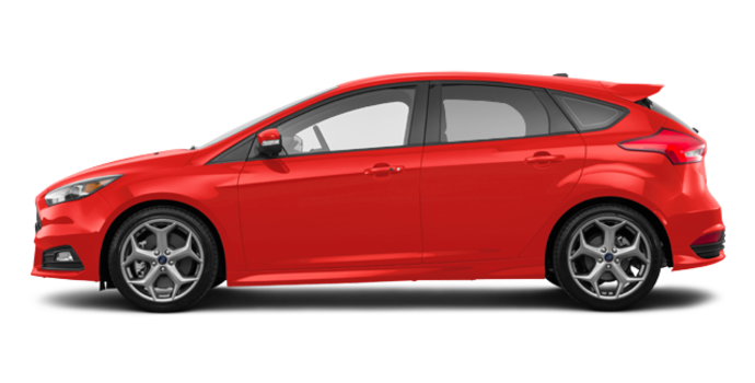2016 Ford Focus Hatchback ST | Photo 4 | Race Red