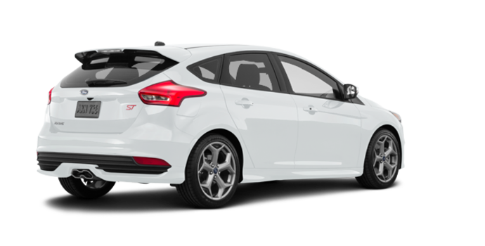 2016 Ford Focus Hatchback ST | Photo 5 | Oxford White