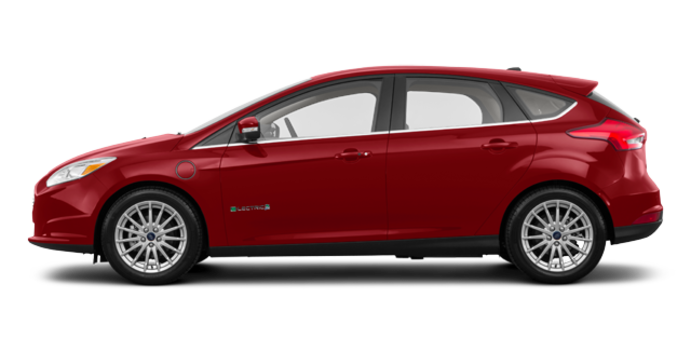 2016 Ford Focus electric BASE | Photo 4 | Ruby Red Metallic