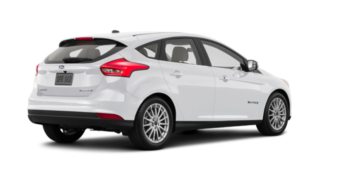 2016 Ford Focus electric BASE | Photo 5 | White Platinum