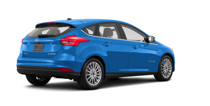 2016 Ford Focus electric BASE | Photo 5 | Blue Candy Metallic