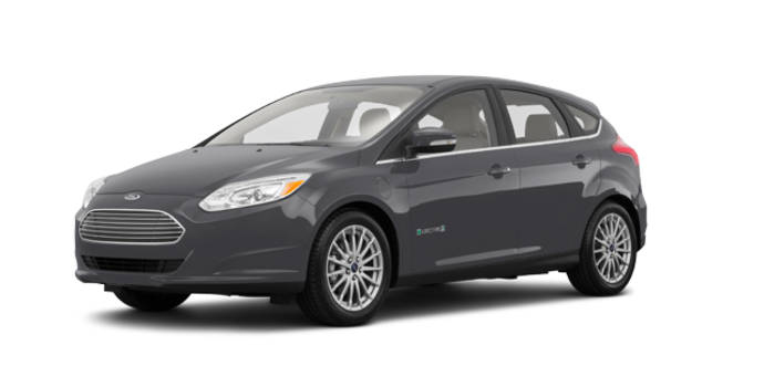 2016 Ford Focus electric BASE | Photo 6 | Magnetic Metallic