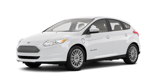 2016 Ford Focus electric BASE | Photo 6 | White Platinum