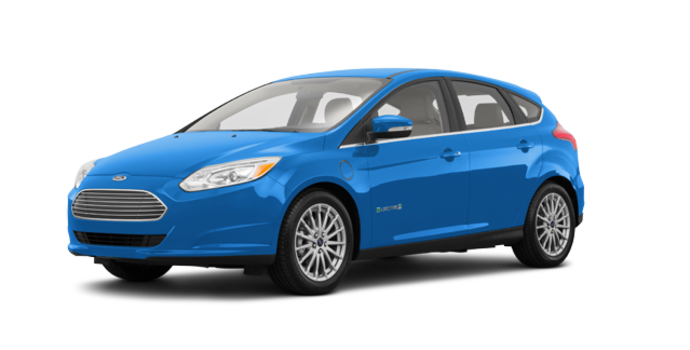 2016 Ford Focus electric BASE | Photo 6 | Blue Candy Metallic