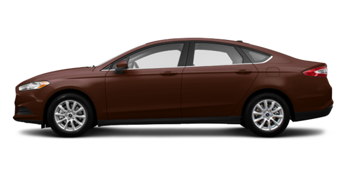 2016 Ford Fusion S | Photo 4 | Bronze Fire