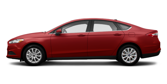 2016 Ford Fusion S | Photo 4 | Ruby Red
