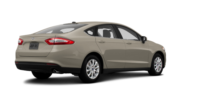 2016 Ford Fusion S | Photo 5 | Tectonic Silver