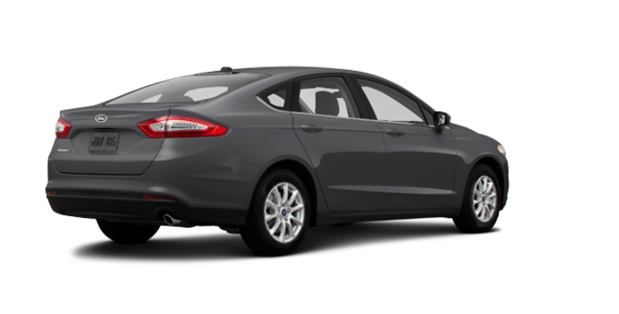2016 Ford Fusion S | Photo 5 | Magnetic