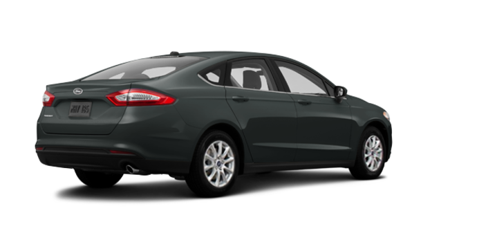 2016 Ford Fusion S | Photo 5 | Guard