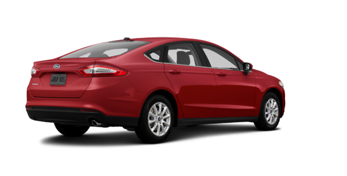 2016 Ford Fusion S | Photo 5 | Ruby Red