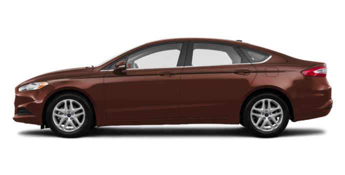 2016 Ford Fusion SE | Photo 4 | Bronze Fire