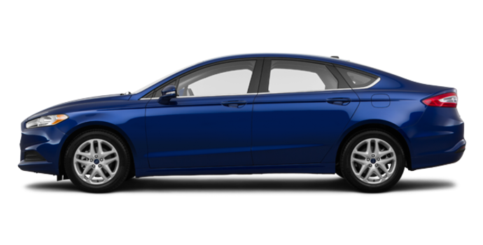 2016 Ford Fusion SE | Photo 4 | Deep Impact Blue