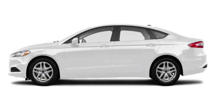 2016 Ford Fusion SE | Photo 4 | White Platinum