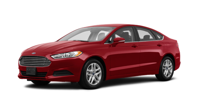 2016 Ford Fusion SE | Photo 6 | Ruby Red