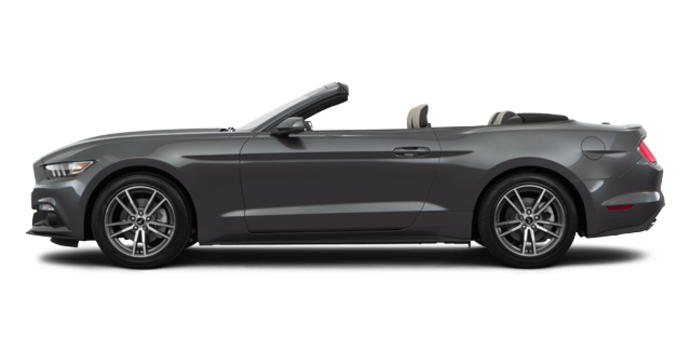 2016 Ford Mustang Convertible EcoBoost Premium | Photo 4 | Magnetic
