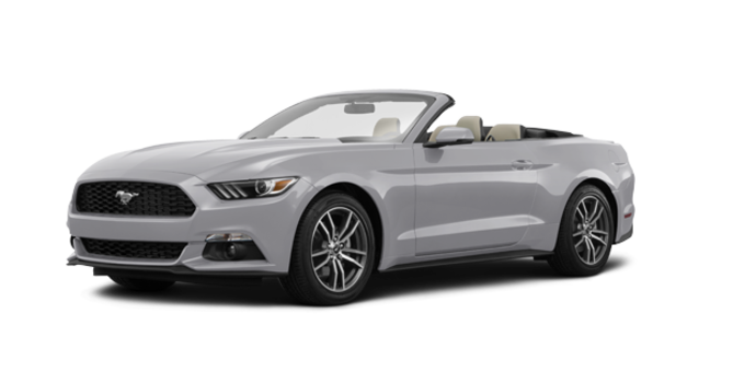 2016 Ford Mustang Convertible EcoBoost Premium | Photo 6 | Ingot Silver