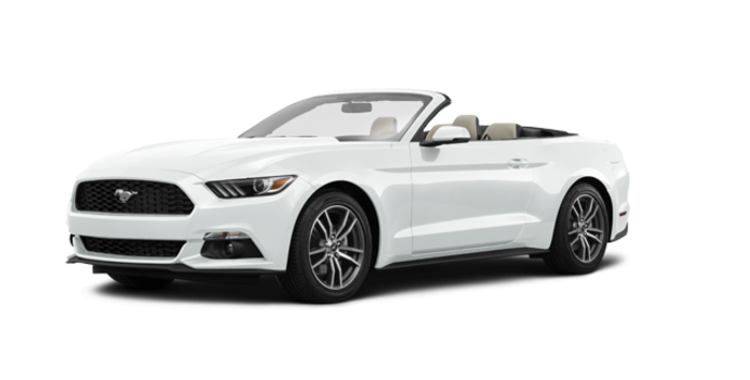 2016 Ford Mustang Convertible EcoBoost Premium | Photo 6 | Oxford White