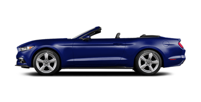 2016 Ford Mustang convertible V6 | Photo 4 | Deep Impact Blue