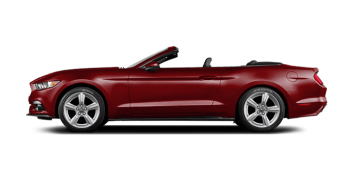 2016 Ford Mustang convertible V6 | Photo 4 | Ruby Red