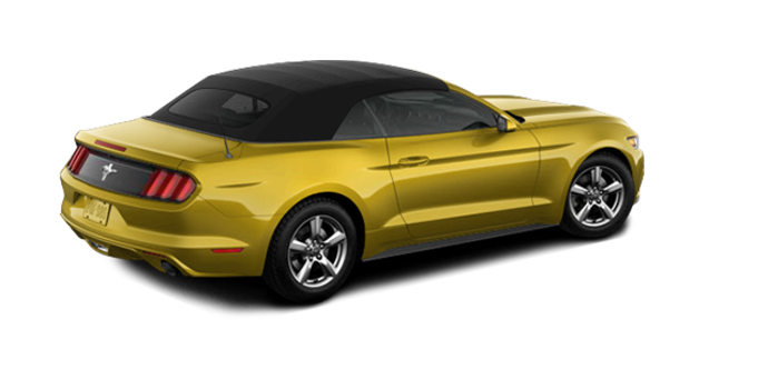 2016 Ford Mustang convertible V6 | Photo 5 | Triple Yellow