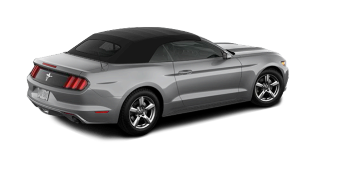 2016 Ford Mustang Convertible V6 | Photo 5 | Ingot Silver