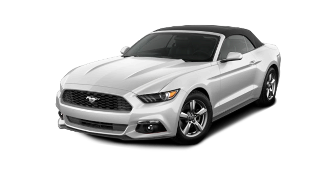 2016 Ford Mustang Convertible V6 | Photo 6 | Oxford White