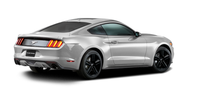 2016 Ford Mustang EcoBoost Premium | Photo 5 | Ingot Silver