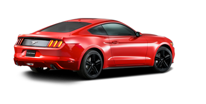2016 Ford Mustang EcoBoost | Photo 5 | Race Red