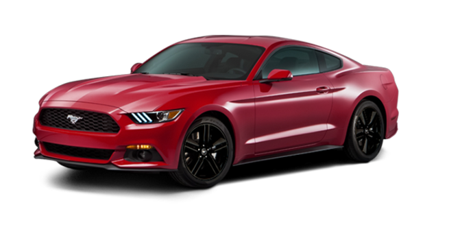 2016 Ford Mustang EcoBoost | Photo 6 | Ruby Red