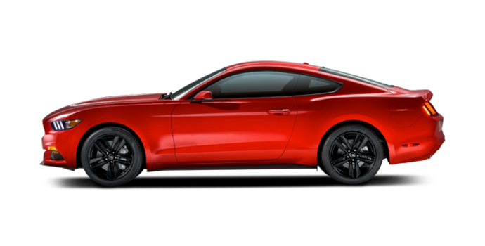 2016 Ford Mustang EcoBoost | Photo 4 | Race Red