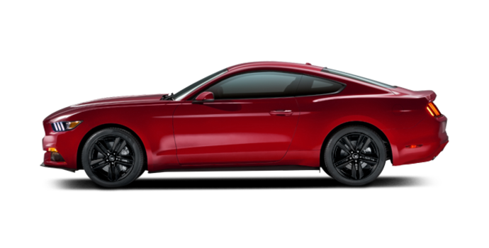 2016 Ford Mustang EcoBoost | Photo 4 | Ruby Red