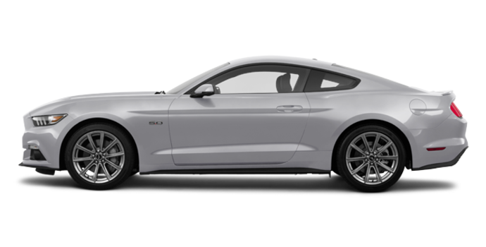 2016 Ford Mustang GT Premium | Photo 4 | Ingot Silver