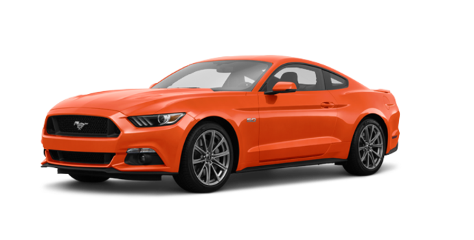 2016 Ford Mustang GT Premium | Photo 6 | Competition Orange
