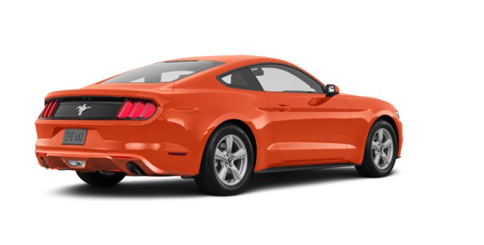 2016 Ford Mustang V6 | Photo 5 | Competition Orange