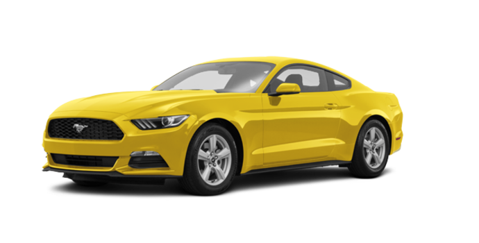 2016 Ford Mustang V6 | Photo 6 | Triple Yellow