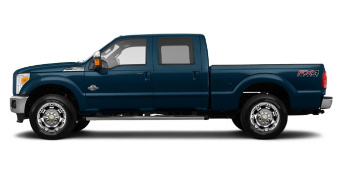 2016 Ford Super Duty F-250 KING RANCH | Photo 4 | Blue Jeans