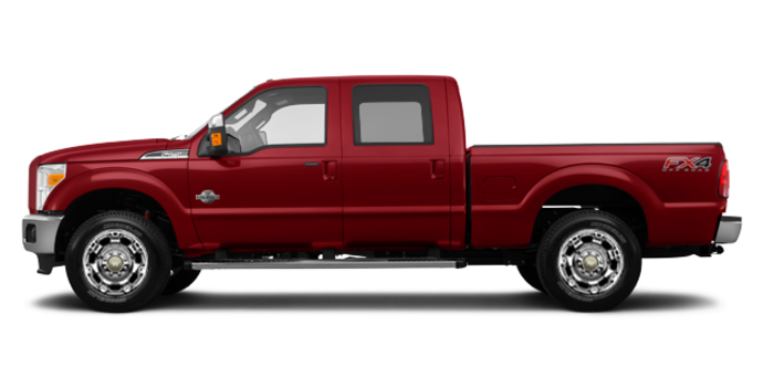 2016 Ford Super Duty F-250 KING RANCH | Photo 4 | Ruby Red