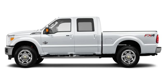 2016 Ford Super Duty F-250 KING RANCH | Photo 4 | Oxford White
