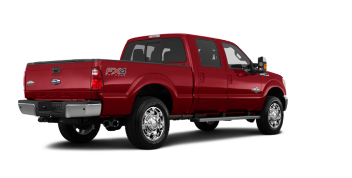 2016 Ford Super Duty F-250 KING RANCH | Photo 5 | Ruby Red