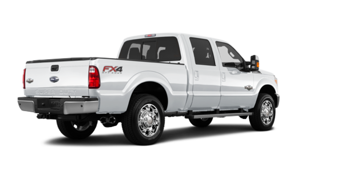 2016 Ford Super Duty F-250 KING RANCH | Photo 5 | Oxford White