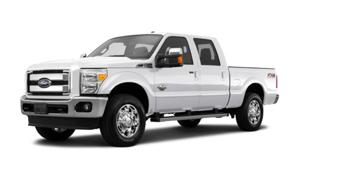 2016 Ford Super Duty F-250 KING RANCH | Photo 6 | White Platinum