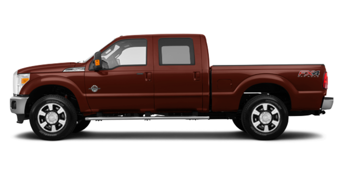 2016 Ford Super Duty F-250 LARIAT | Photo 4 | Bronze Fire